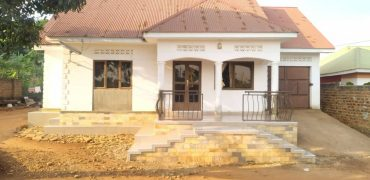 House for sale in Namugongo Misindye at shs 170,000,000