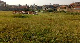 Plots for sale in Nakwero Canaan estate at shs 45,000,000