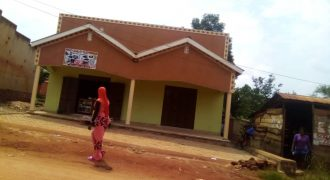 Commercial shops for sale in Seeta town at shs 65,000,000