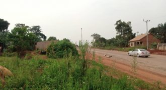Plots for sale along Garuga road at shs 170,000,000