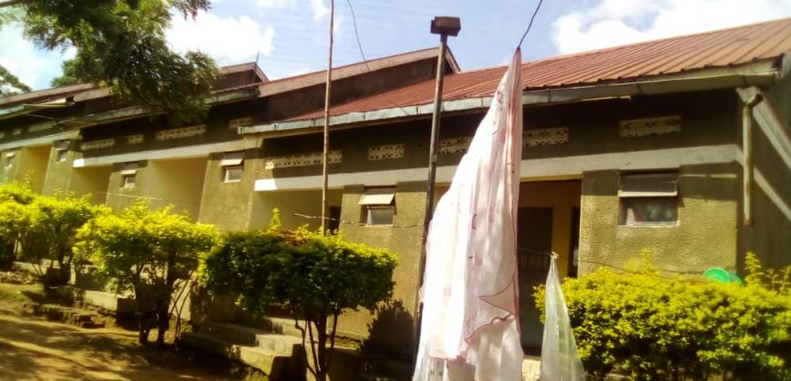 Rental units for sale in Mukono at shs 200,000,000