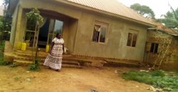 House for sale in Sonde Nakagala town at shs 120,000,000