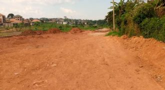 Plots for sale in Mukono Kyetume at shs 40,000,000