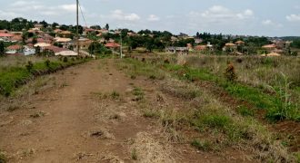 Plots for sale in Namugongo Sonde at shs 65,000,000