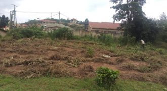 Plots for sale in Bombo Kalule at shs 120,000,000