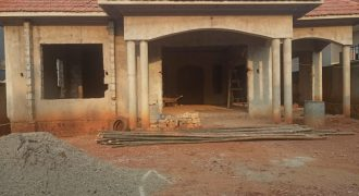 Shell house for sale in Kira Mamerito road at shs 210,000,000