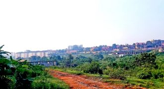 Plots for sale in Naalya at shs 120,000,000