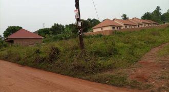 Plots for sale in Namugongo at shs 130,000,000