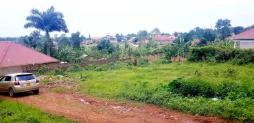 Plots for sale in Namugongo Sonde at shs 110,000,000