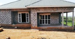 Shell house for sale in Namugongo at shs 170,000,000