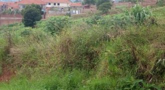 Plots for sale in Mwera Makonge Hoima road at shs 12,000,000