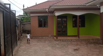 House for sale in Seeta town Mukono shs 140,000,000