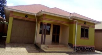 House for sale in Seeta at shs 240,000,000