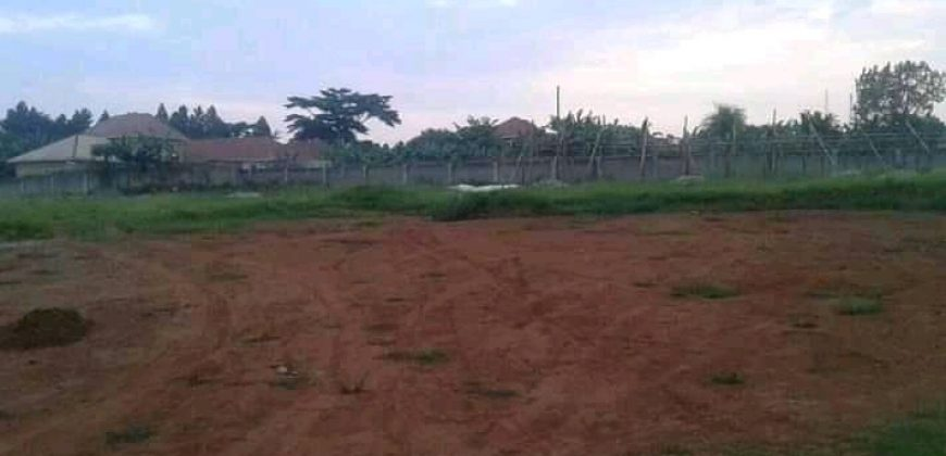 Plots for sale in Namanve at $84,000