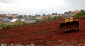 Plots for sale in Matugga town at shs 350,000,000