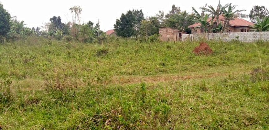 Plots for sale in Kawempe at shs 1,000,000,000