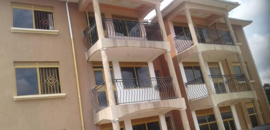 Apartment for sale in Seeta at shs 400,000,000