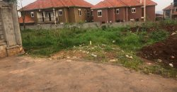 Plots for sale in Nangabo at shs 85,000,000