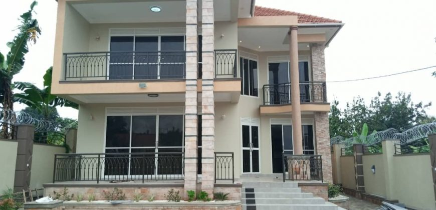 House for sale in Entebbe at shs 770,000,000