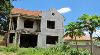 Shell house for sale in Akright Entebbe road at shs 280,000,000