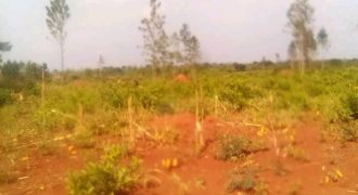 Plots for sale in Bukasa Entebbe road at shs 500,000,000