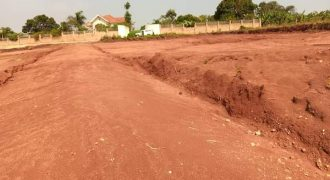 Plots for sale in Nakasajja at shs 28,000,000