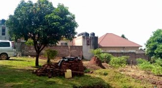 Plots for sale in Kyanja Komamboga at shs 250,000,000