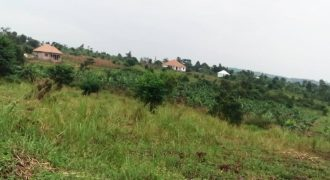 Plots for sale in Mukono at shs 26,000,000