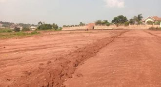 Plots for sale in Nakwero at shs 32,000,000