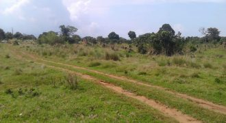 Plots for sale in Busiika at shs 70,000,000